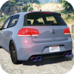 Golf Volkswagen Drift Simulator